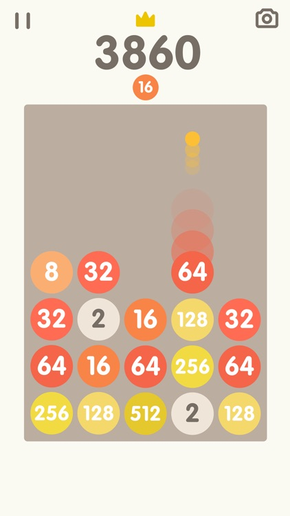 2048 Bricks screenshot-0