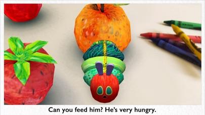 My Very Hungry Caterpillar AR app image