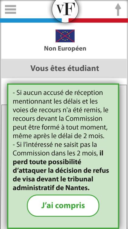 Visa France screenshot-4