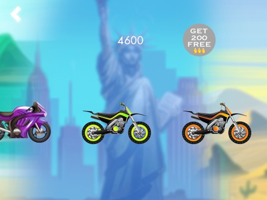 Ben Motorcycle Stunt Racing-ipad-8