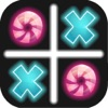 TIC TAC TOE Jelly XO 2 Player