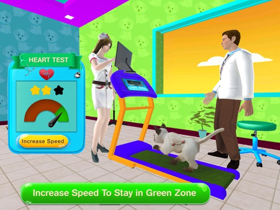 Pet Hospital - Doctor Games-ipad-0