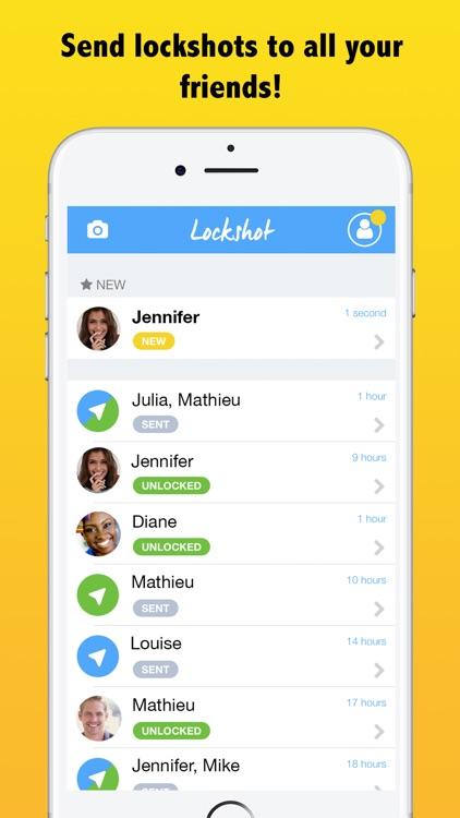 Lockshot - Categories Game screenshot-3