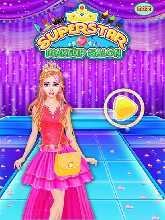 Superstar Makeup Salon screenshot 5