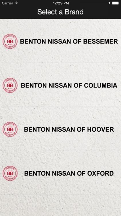 Benton Nissan Oxford >> Benton Nissan Benefits By Benton Automotive