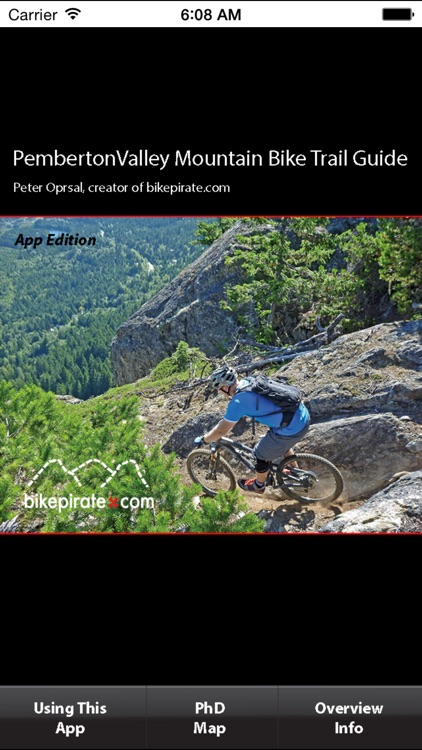 Pemberton MTB Trail Guide