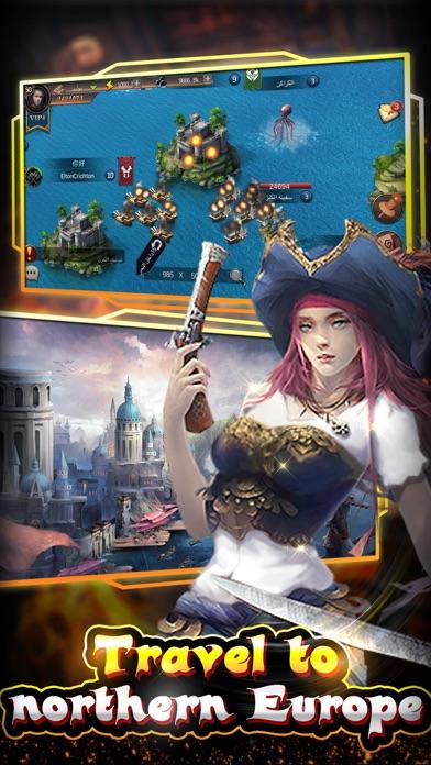 Great Voyage:pirate ship games screenshot three