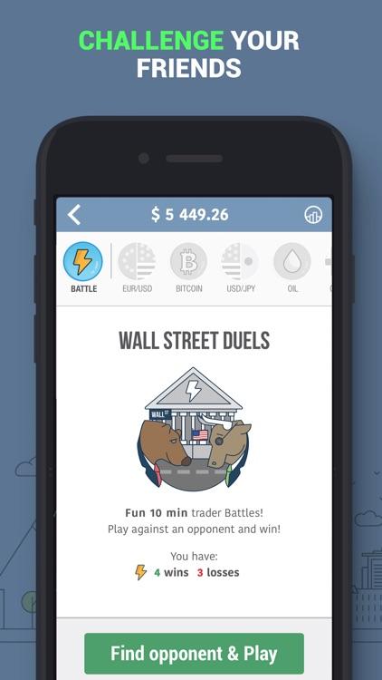 Stocks & Forex Trading Game screenshot-3