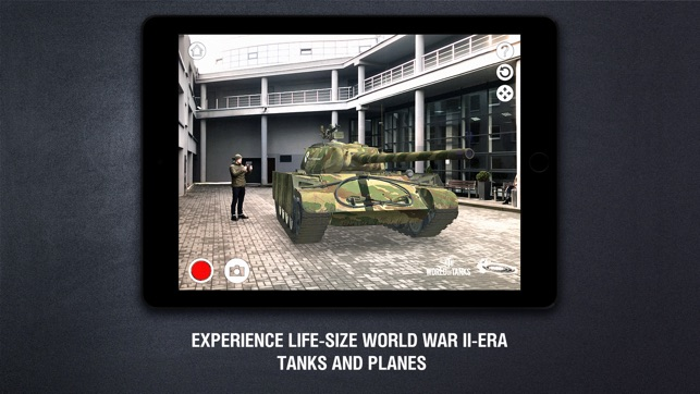World of Tanks AR Experience on the App Store