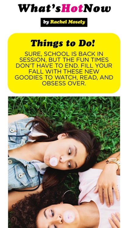 Seventeen Magazine US screenshot-1