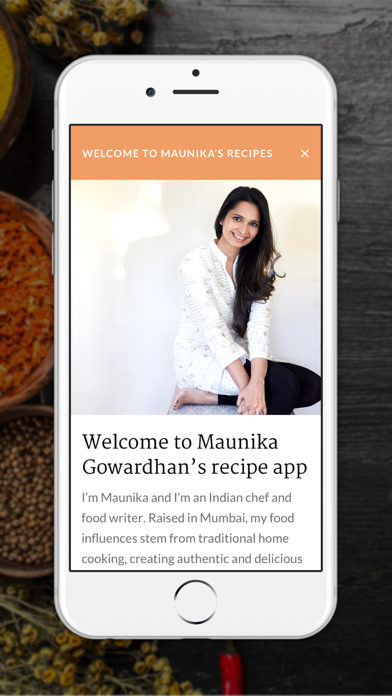 Maunika's Indian Recipes for pc