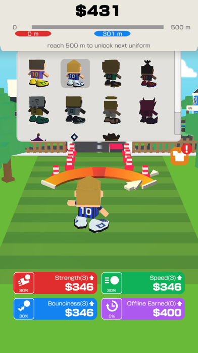 Soccer Boy!! Screenshot