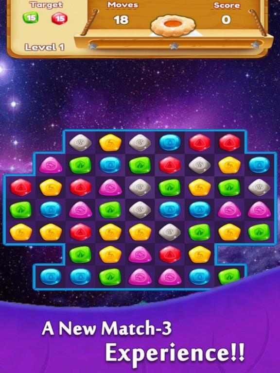 Diamond Cruch - Gems Game screenshot 4