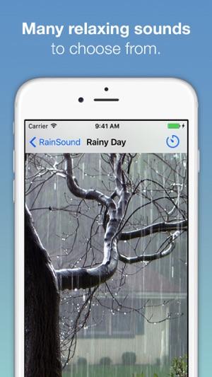 RainSound: Focus, Relax, Sleep on the App Store