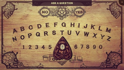 Ouija Board - talk to the spirits - scary stories App Profile