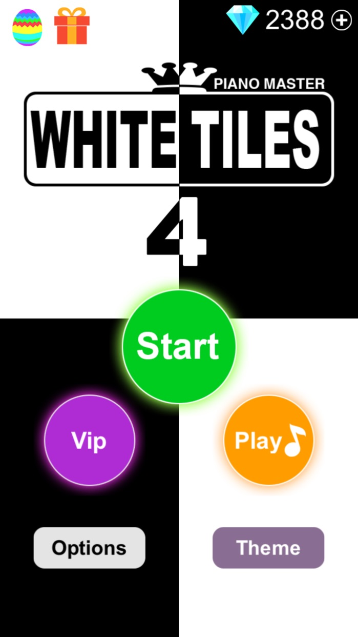 White Tiles 4: Piano Master 2 Screenshot