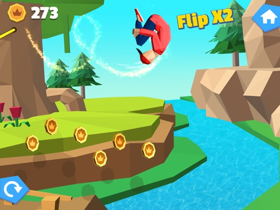 Flippy Gymnast screenshot 6