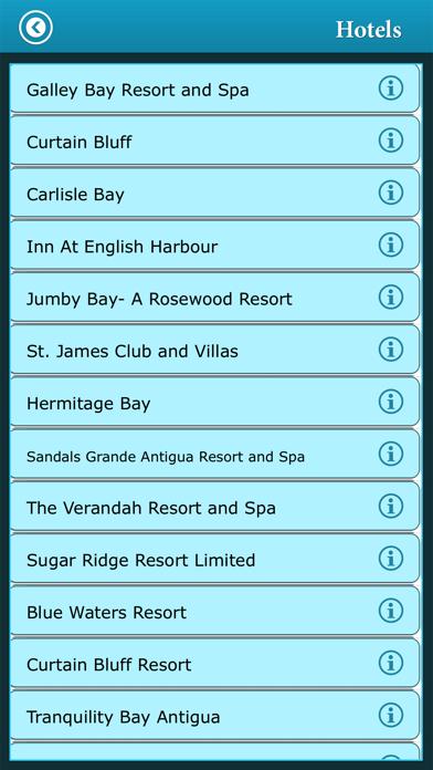 Visiting -Antigua Island Guide screenshot four