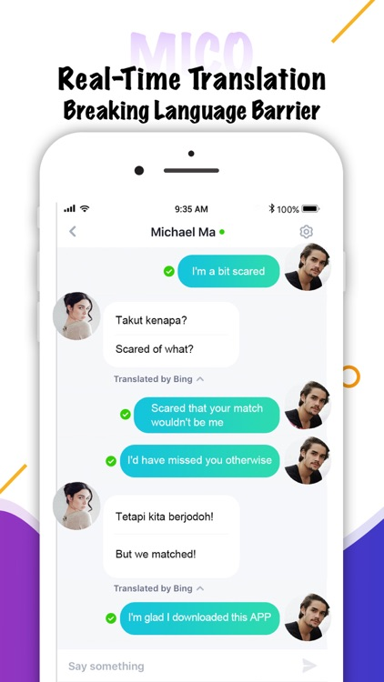 Mico Chat - Video & Live Chat screenshot-3