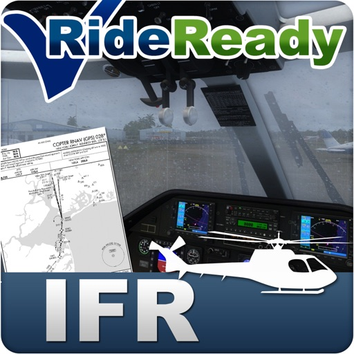 IFR Instrument Rating HELI