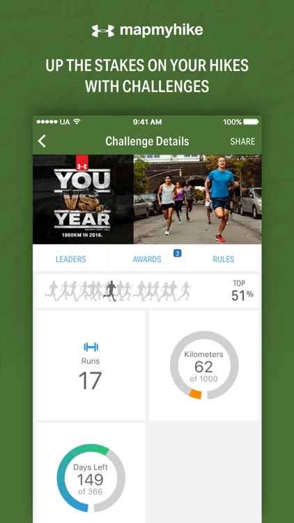 Map My Hike by Under Armour screenshot-4