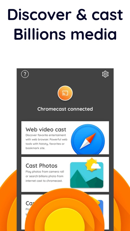 All Cast for TV Chromecast by Long Le Minh