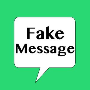 Fake Text Message Utilities app