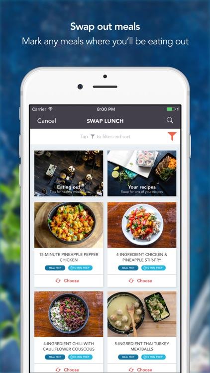 MealPrepPro - Healthy Meal Plans screenshot-4
