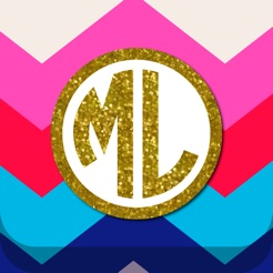 Monogram Wallpapers Lite