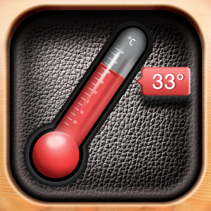 Thermometer&Temperature app Weather app