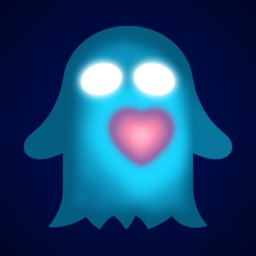 Heart-Glowing Ghost