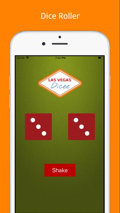 Dice: Dice Roller app screenshot two