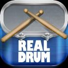 Real Drum - Batería icon