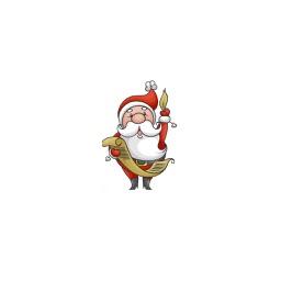 Santaclause Sticker App