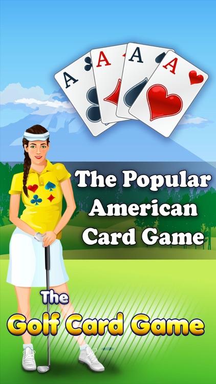 The Golf Card Game screenshot-0