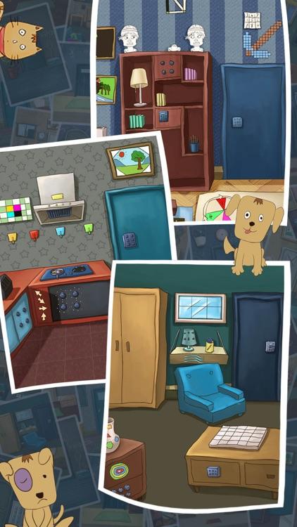 100 Doors:The Escape Challenge screenshot-4