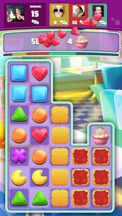 Super Social Gems screenshot 2