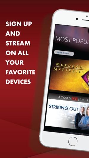 Acorn TV on the App Store