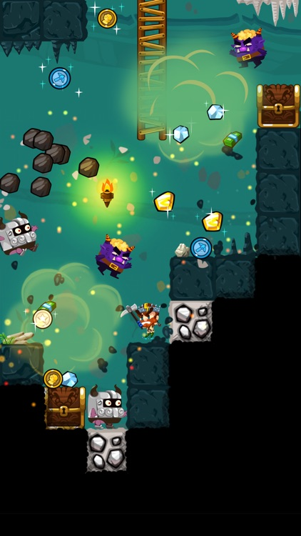 Pocket Mine 3 screenshot-0