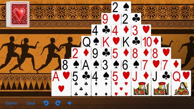 5 Solitaire Games screenshot-7