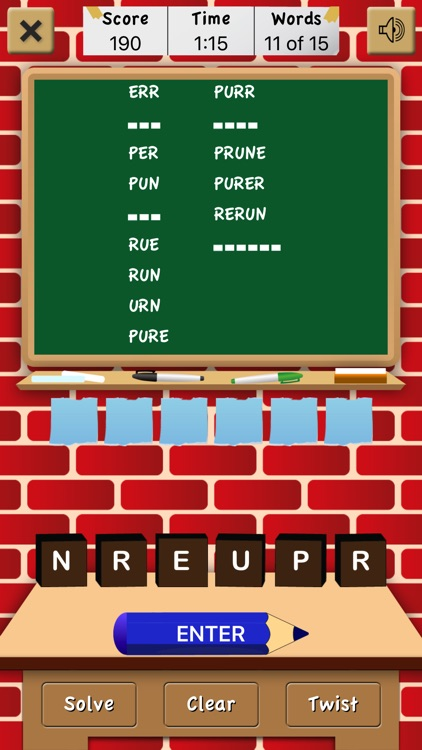 Pow-Word screenshot-0
