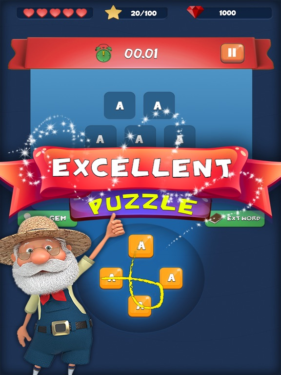 Image of Word Anchor: Puzzle Game for iPad