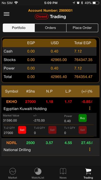 Arab Finance screenshot-6