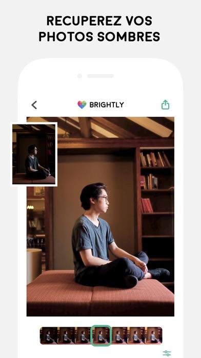 Screenshot #3 pour Brightly - Corriger les photos