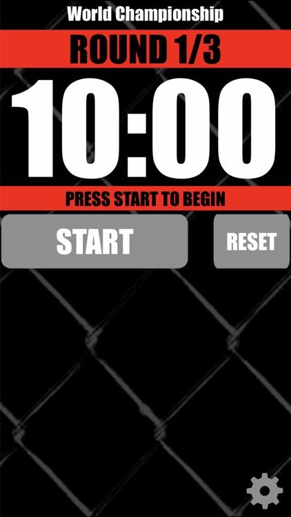MMA Timer Pro