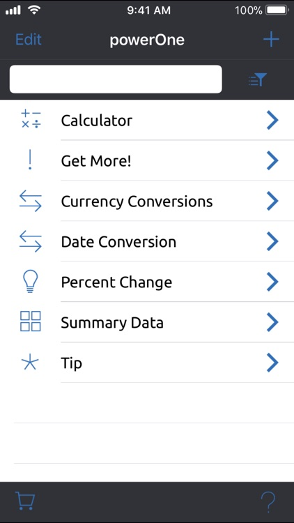 powerOne Business Lite screenshot-2