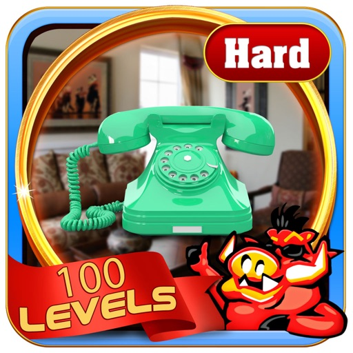 Big Home - Hidden Objects Game iOS App