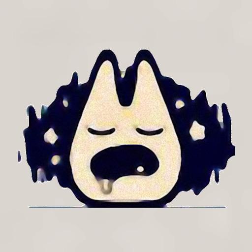 Totoro Cat Emoji