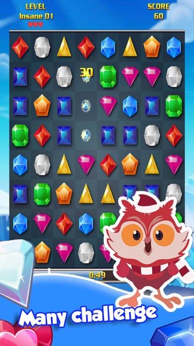 Moko Gems Extra Challenge screenshot 1