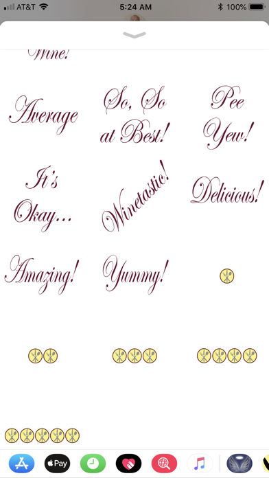 Grape Cluster Wine Scoring screenshot four
